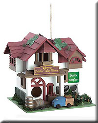 Collectible Planters and birdhouse gift store