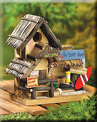 birdhouse gift store and Birdhouse Collection