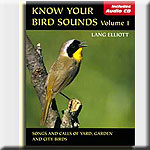 Know Bird Sounds Volume 1 with CD