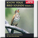 Know Bird Sounds Volume 2 with CD